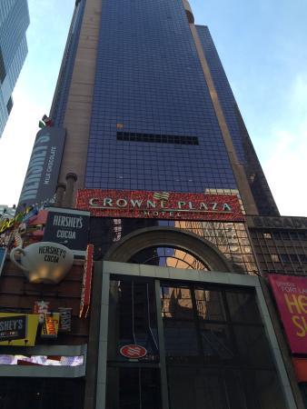 Crown plaza nyc