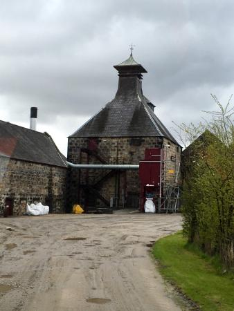 Glenlivet, UK: Just a small snippet of an amazing day.