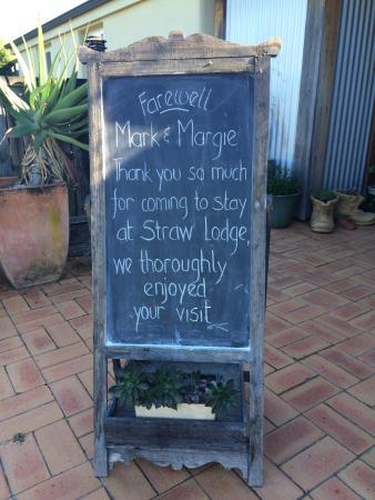 Straw Lodge : photo0.jpg
