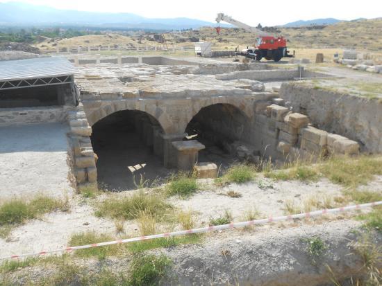 Denizli Province, ตุรกี: Tripolis Antik Kenti