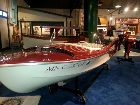 Minnesota Lakes Maritime Museum : 20150708_152313_large.jpg