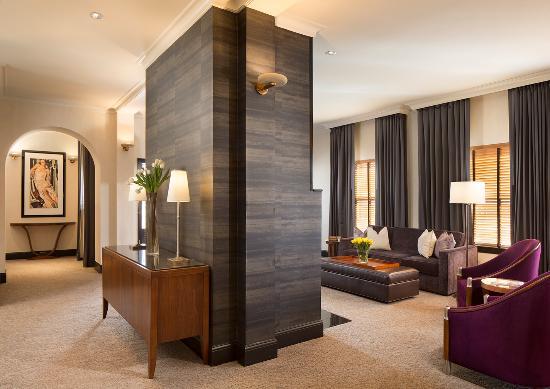 Hotel De Anza Living Room