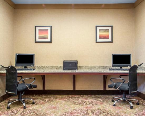 Comfort Suites Cicero - Syracuse North: Business Center
