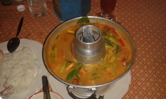 Klong Kloi Cottage: Bon appétit