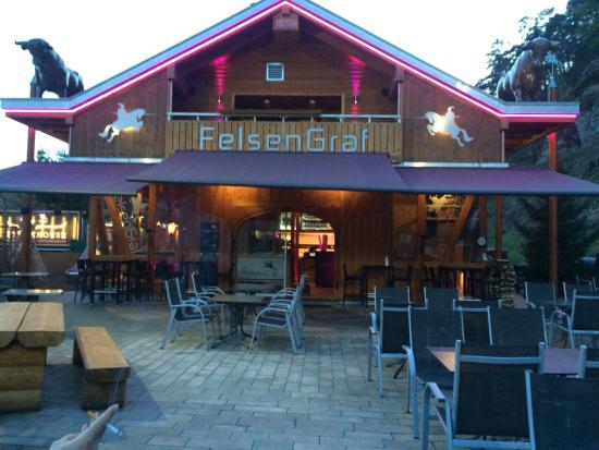Hotel Felsenland Foto