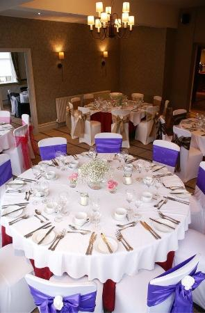 Shipley Golf Club: Newly refurbished Dining Room