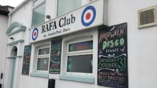 R.A.F.A Club Gosport