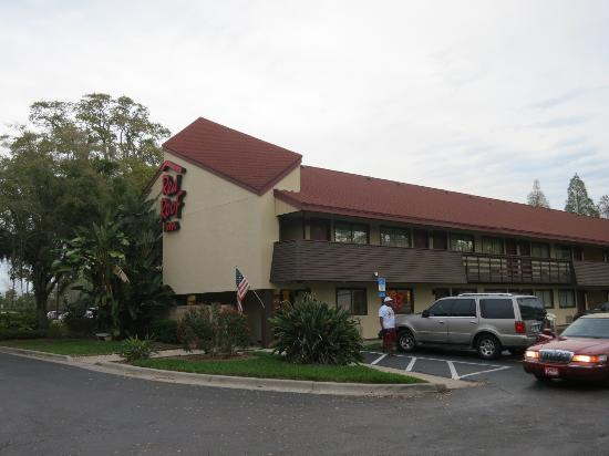 Red Roof Inn Tampa Fairgrounds Casino: Red Roof, Tampa Fairgrounds,  Exterior,