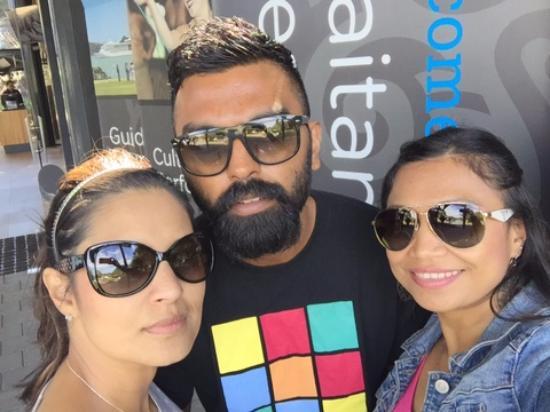 Paihia, New Zealand: Friends