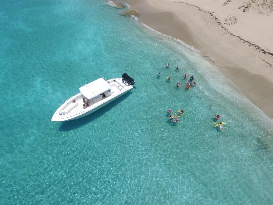Seven Marine Charters: Private boat charter St Maarten