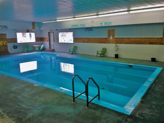 Bancroft, Canada: Indoor Pool