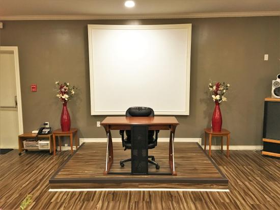 Bancroft, Canada: Meeting Room