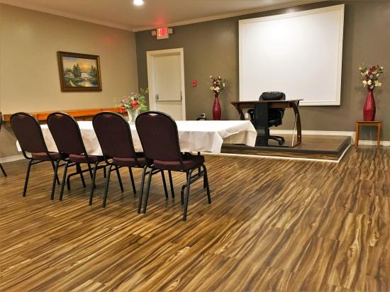 Bancroft, Canadá: Meeting Room