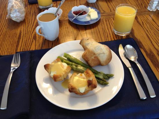 Bethlehem, NH: Breakfast