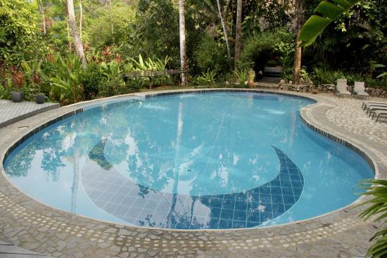 Carate, Kostaryka: Pool