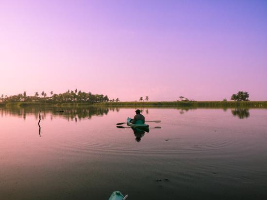 Carate, Κόστα Ρίκα: Kayaking