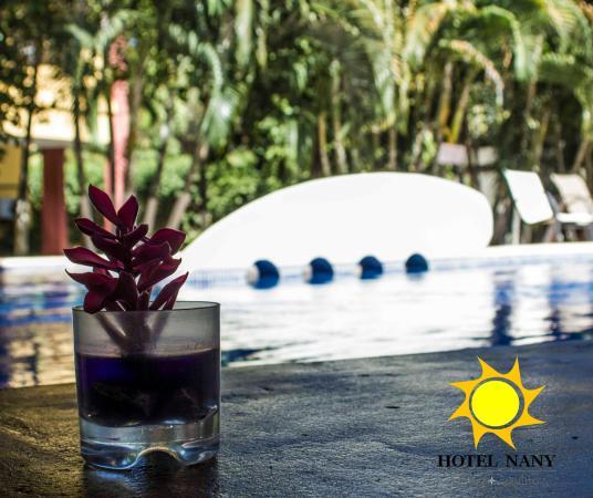 Brasilito, Costa Rica: piscina