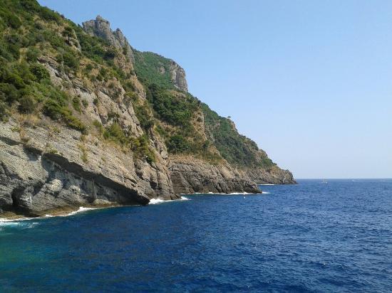 Camogli - San Rocco - Punta Chiappa Trail