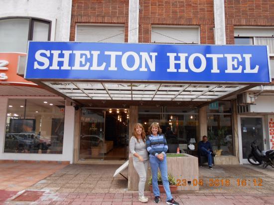 Punta del Este Shelton Hotel: Acceso