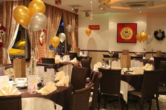 Chinese Restaurant In Hoylake