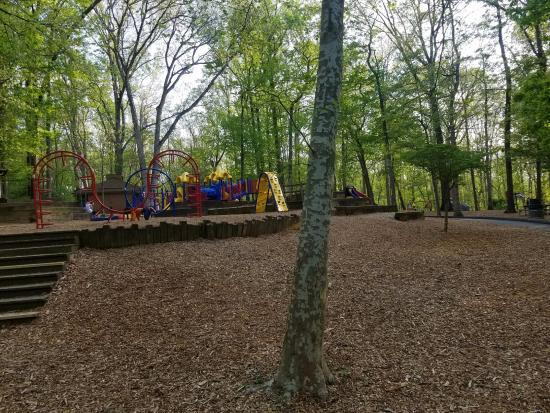 Bethesda, MD: Playground Area