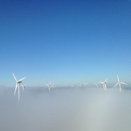 Smithton, Australia: Our wonderful Wind Farm