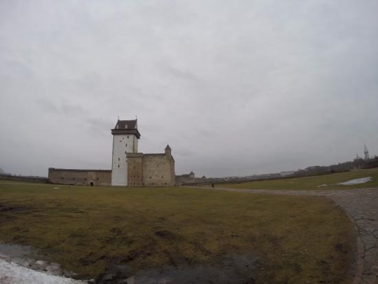 Narva, Estland: Башня
