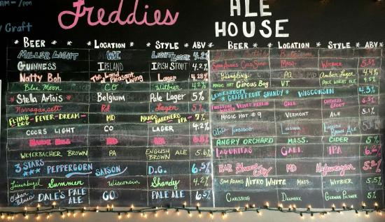 Freddies Ale House