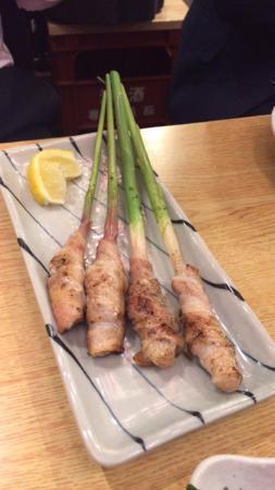 Charcoal cuisine Toribariki Kanda