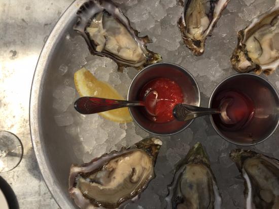 Los Gatos, كاليفورنيا: Oysters
