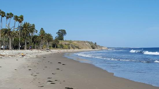 Refugio State Park and Beach: 20160426_162346_large.jpg