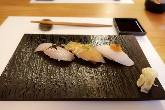 Richmond, Australia: Nigiri Sushi collection