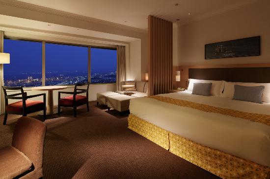 Yokohama Royal Park Hotel: 60F スカイリゾートフロア「ラグジュアリーダブル」