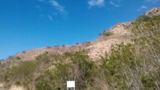 Monte Cristi, Dominikanische Republik: PLAYA DEL MORRO, EN MONTECRISTI, REPUBLICA DOMINICANA
