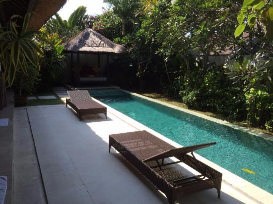 Villa Bali Asri: Private pool