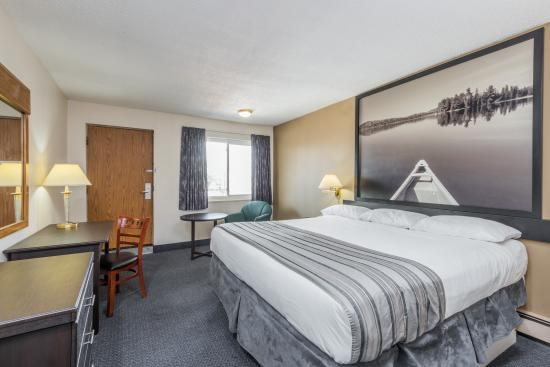 Super 8 Guelph: Standard One Bed Room