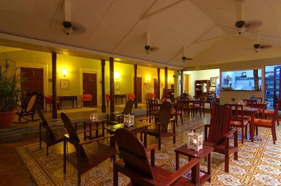 Restaurante Hotel Liberia