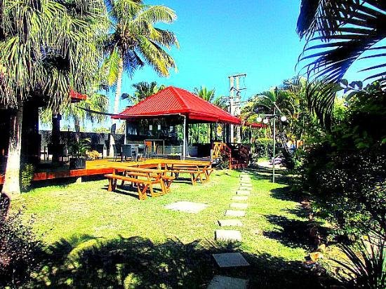 Reception Area - Picture of Wailoaloa Beach Resort Fiji, Nadi ...