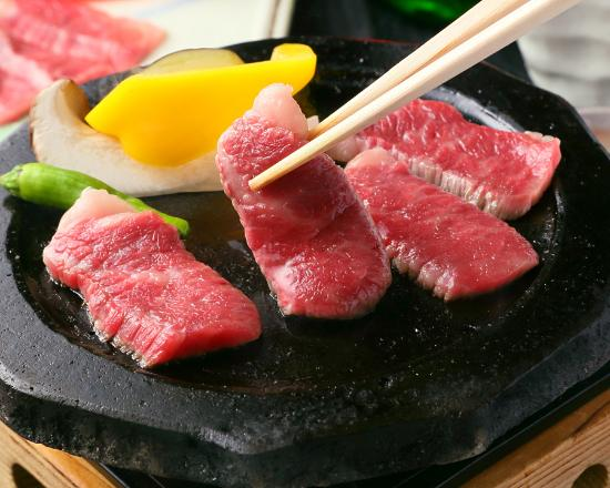 牛肉の陶板焼き - 大阪市、四季彩の写真 - トリップアドバイザー