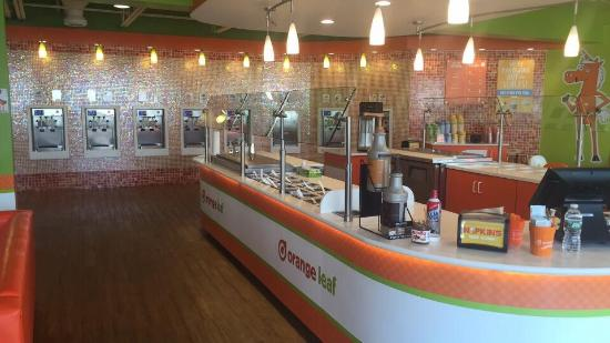 Orange Leaf Westerly