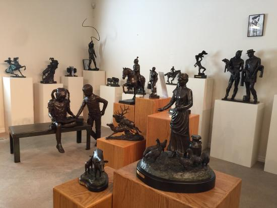 Studio West Bronze Foundry & Art Gallery