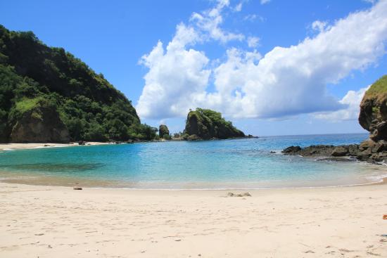 Maumere, Indonesien: koka beach