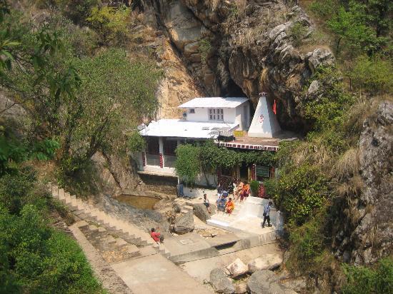 Rudradhari Falls & Caves