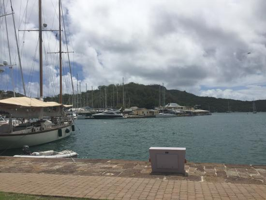 Voyages Antigua Tours and Services : Inside Nelson's Dockyard