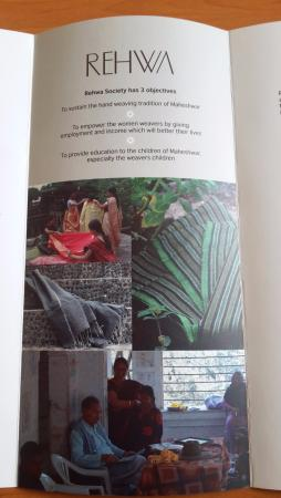 Rehwa Society: Rehwa pics in offical booklet