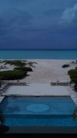 The Meridian Club Turks & Caicos: View from Common area