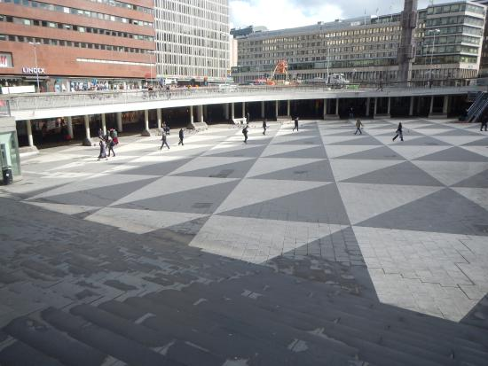 6259871be0a Plattan - Picture of Sergels Torg, Stockholm - TripAdvisor