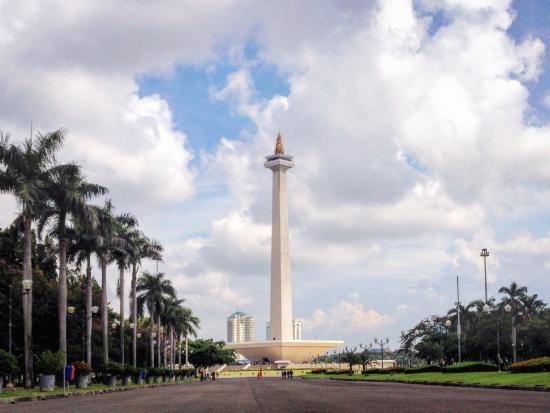 National Monument Monas Monas Jakarta Landmark