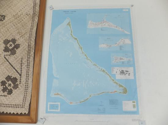 Tarawa Map Picture Of Tarawa Boutique Hotel Tarawa Atoll - tarawa atoll map