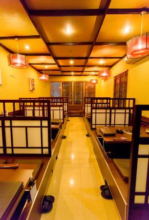 BBQ KIKU - Nhà hàng Nhật Bản